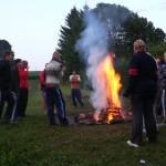 Počátky - táborák